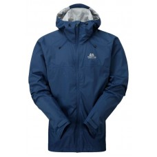 Zeno Mens Waterproof Jacket - Marine Blue